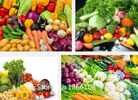 home & garden Vegetable seeds Emergency Food Survival Seed Non - gmo Non - hybrid Variety Pack Free Shipping(China (Mainland))