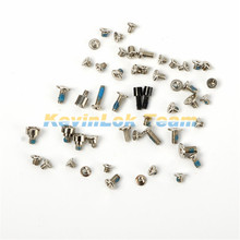 5set/lot Replacement Spare Parts Full Set Pentagon Bottom Dock Connector Screws For iPhone 5S 5 Point Star Screw