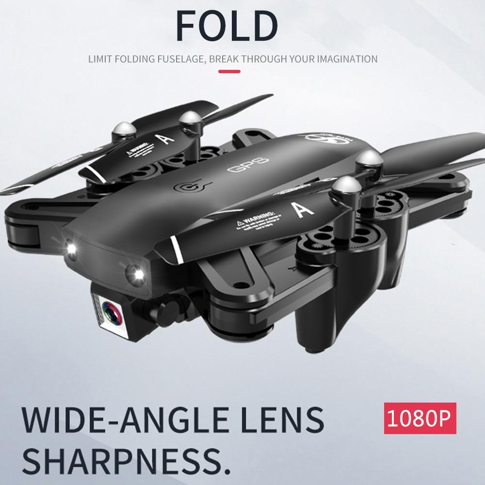 Negro Ligero RC Drone Bater/ía 7.4V 1300mAh Lipo Bater/ía Bater/ía Recargable Gran Capacidad para S167 RC Drone Toy Repuestos