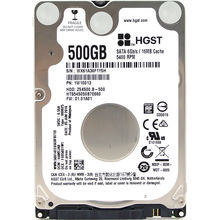 HGST 500 GB Interne Harde Schijven Travelstar Z5K500. B 2.5-inch SATA III Harde Schijf (5400 rpm, 16 MB cache) voor Laptop 7 MM(China)
