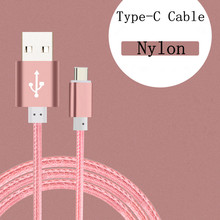 New Type-C & Micro USB Cable With Braided Stylus Cables USB Charger For Samsung XIAOMI HUAWEI Lenovo Micro Usb Cable