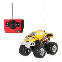 Create Toys 4CH 40Mhz 1/43 High Speed Electric Off-road RC Car RTF - Random Color Sent(China)