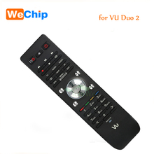 VU Duo 2 Remote Control Good Quality for VU Duo 2 Vu Duo2 Remote Control Satellite Receiver Free Shipping(China)