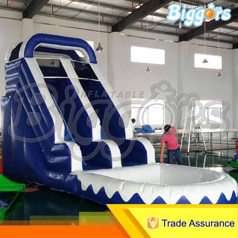 9291 inflatable slide pool (2)