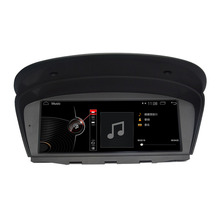 "8.8"" Android GPS Navigation Headunit Stereo For BMW5 E60 E61 E63 E64(2003-2010) BMW M5(2003-2010) Keep The original radio"