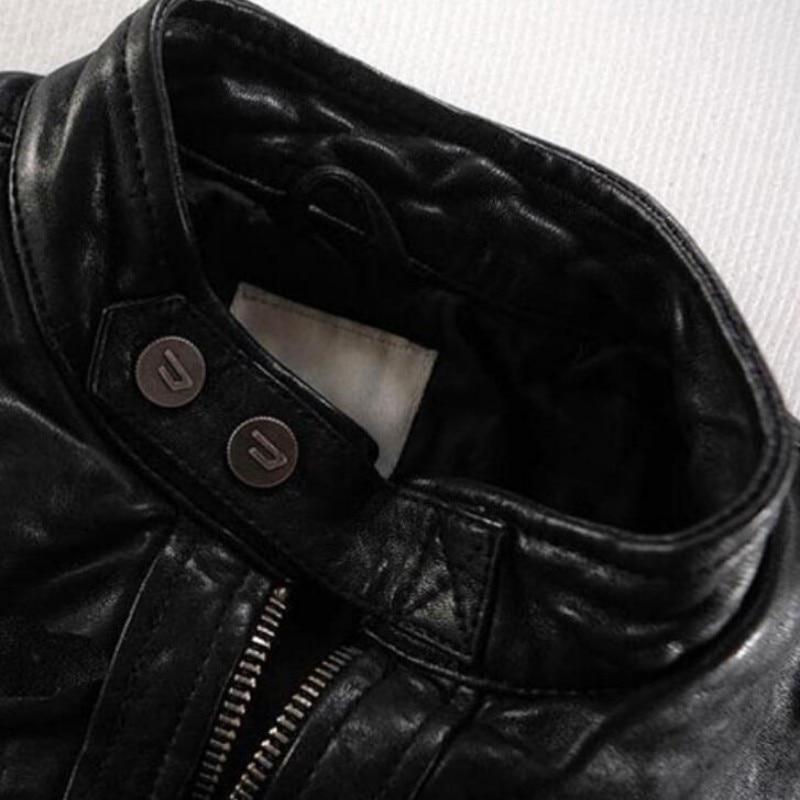 Factory-Men-Leather-Jacket-Genuine-Real-Sheep-Goat-Skin-Brand-Black-Male-Bomber-Motorcycle-Biker-Man(2)