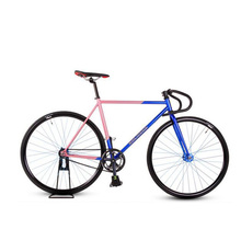 Fixie Bike Bicycle DIY chromium-molybdenum 52cm Frame Bicicleta Fixed Gear Steel - Payi Profession Cycling Store store
