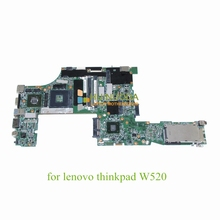 04W2030 04W2028 Main board For Lenovo ThinkPad W520 Laptop Motherboard QM67 DDR3 Q1 Quadro 1000M 48.4KE36.021(China)