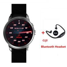 "2017 HOTBest X200 NEW Android 5.1 OS Wrist Smart watch MTK6580 1.39"" AMOLED Display 3G SIM Card 512+8G Bluetooth Wifi SmartWatch"