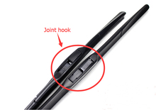 "Windshield car wiper blade for camry 2006-2011, 24""+20"",soft natural rubber windscreen wiper arm auto accessories"