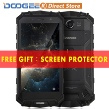 "DOOGEE S60 IP68 Waterproof Smartphone 6GB+64GB 5.2"" Helio P25 Octa Core Android7.0 5580mAh 21.0MP 4G Global Version Rugged Phone(China)"