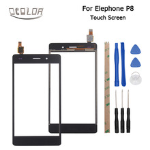 For Huawei P8 Lite Touch Screen Lens Sensor 5.0inch Touch Panel Replacement Mobile+Tools For Huawei P8 Lite High Quality Popular