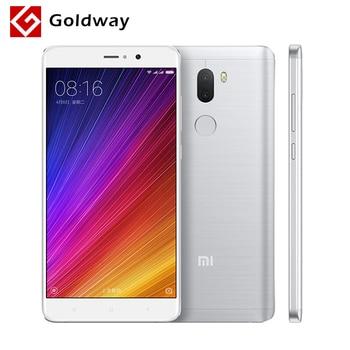 """Original Xiaomi Mi5s plus Mi 5S Plus 6GB RAM 128GB ROM Mobile Phone Snapdragon 821 Quad Core 5.7"""" 1920x1080 NFC Quick Charge"""