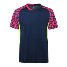 Free print badminton shirt Men /Women , sports badminton t shirt ,Table Tennis shirt , Tennis wear shirt 5060