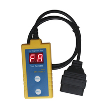 Liplasting  B800 Car Airbag Scan Reset SRS Reset Scanner ODB 2 Diagnostic Tool For BMW 20Pin