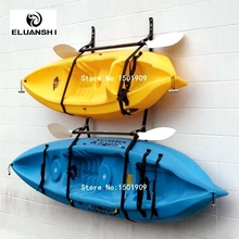 Boat Surfboard storage drying device SUP surf water sports kayak de pesca for fishing accessories Webbing Hanger Strap of 2