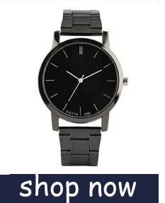 YISUYAแฟชั่นลำลองผู้ชายนาฬิกาอะนาล็อกควอตซ์ฉลามสีดำสแตนเลสตาข่ายวงสร้างสรรค์นาฬิกาข้อมือท... 13