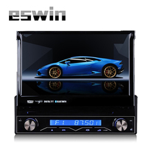 "1din car auto multimdeia 7"" In Dash HD Touch Screen Car DVD Player GPS Navigation Stereo AM/FM Radio Support  SD/USB/Bluetooth"