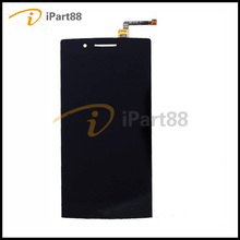 iPart88 100% New Tested LCD For OPPO Find 5 x909 LCD Screen Display with Touch Screen Digitizer Assembly Black
