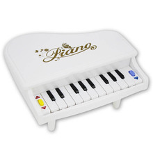Pre-school Plastic Kids Simulation Piano Toy Music Instrument Early Childhood Educational Toy Piano for  Children Gift