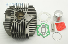 44mm KREIDLER CYLINDER SET WITH CYLINDER AND THE PISTON ,Zylinder 44 mm racing booster: Kreidler