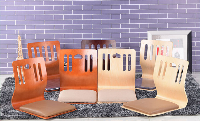 (4pcs/lot) Wooden Dining Chair Dining Room Furniture Contemporary Wood Chair For Restaurant Upholstered Seat Zaisu Chair  Design<br>