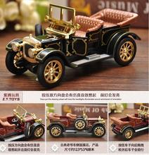 Candice guo classical convertible bubble Gran Torino collection model alloy car home decoration birthday christmas gift toy 1pc