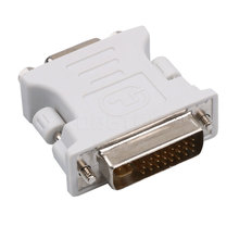 2016 Promotion DVI-I 24+5 Pin VGA Male to DVI Female Video Converter Adapter for PC laptop