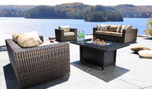 SIGMA high end cheap modern hotel furniture outdoor rattan furniture
