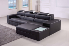 Sectional sofa leather corner sofas with genuine leather modern corner sofas
