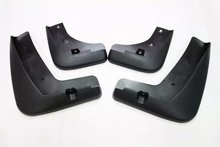 car auto styling cover Soft Plastics material Mud Flaps Splash Guards fenders mudguard 4pcs for murano 2015(China)