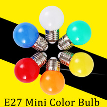 Special Offer 3W E27 Led Bulb Energy Saving Lamp Bombilla Color Lights for Home Lighting Christmas Decoration 220V(China)
