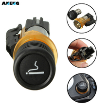ANENG 12V Car Cigarette Lighter Housing Cig Socket For Peugeot CC SW 206 308 406 607 1007(China)