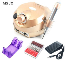 Electric Nail Art Drill Machine 35000 RPM Nail Equipment Manicure Pedicure Files Drill  Accessory