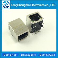 10pcs/lot   RJ45 Connector Original HR911105 HR911105A    Laser printing network transformer