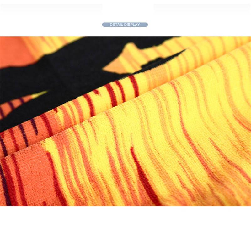 Micro Fiber Printed Beach Towel 140*70cm 29