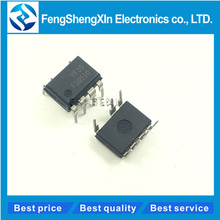 10pcs/lot NEW FSQ510 IC SWITCH FPS 0.5A 700V 7-DIP Power Switch (FPS) for Valley Switching Converter - Low EMI and High Ef(China)