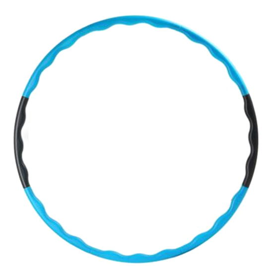 1Pcs 80cm Removable Weight Loss Hard Tube Equipment Waist Slimming Fitness Hula Hoops Three Colors(China (Mainland))