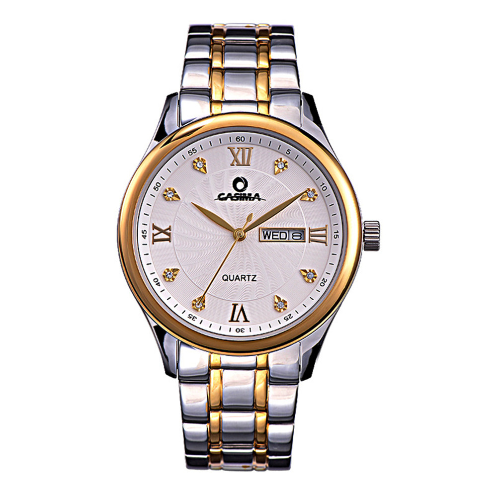 CASIMA Fashion new arrival watches men fashion leisure business dress mens quartz wristwatch waterproof relogio masculino 5117<br>