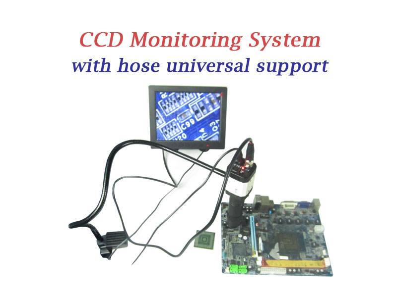 CCD &hose support