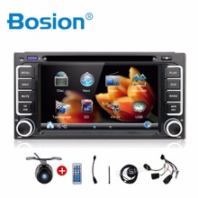 "For toyota 2 Din 6.2"" In Dash Car DVD Player GPS/ Radio/FM/USB/SD/Bluetooth/ HD digital touch screen full popular function free"