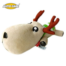 AutoCare Fawn Doll Deer Car Deodorant Bamboo Charcoal Bag Purify Auto Air Freshener Lessen Radiation Indoor Decoration Toys