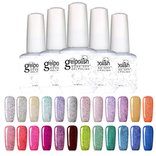 MSK 24 Colors Matte Candy Color Soak Off Uv Led Gel Nail Polish GelPolish 15ml(China)