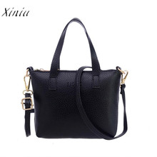 Luxury Handbags Women Bags Designer Women Fashion Handbag Shoulder Bag Tote Ladies Purse High Quality Women's Handbags(China)