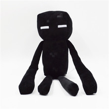 Game Enderman Plush Toys Ender Man Dolls Brinquedos Craft Gift for Kids Children 26cm