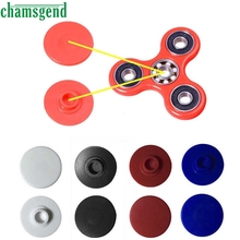 CHAMSGEND drop ship Hand Finger Spinner Caps 2Pcs For Spinner Fidget Toy EDC Desk Focus  S30