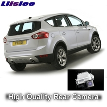 LiisLee Car Camera For Ford Kuga MK1 2008~2012 High Quality Rear View Back Up Camera For Friends to Use | RCA