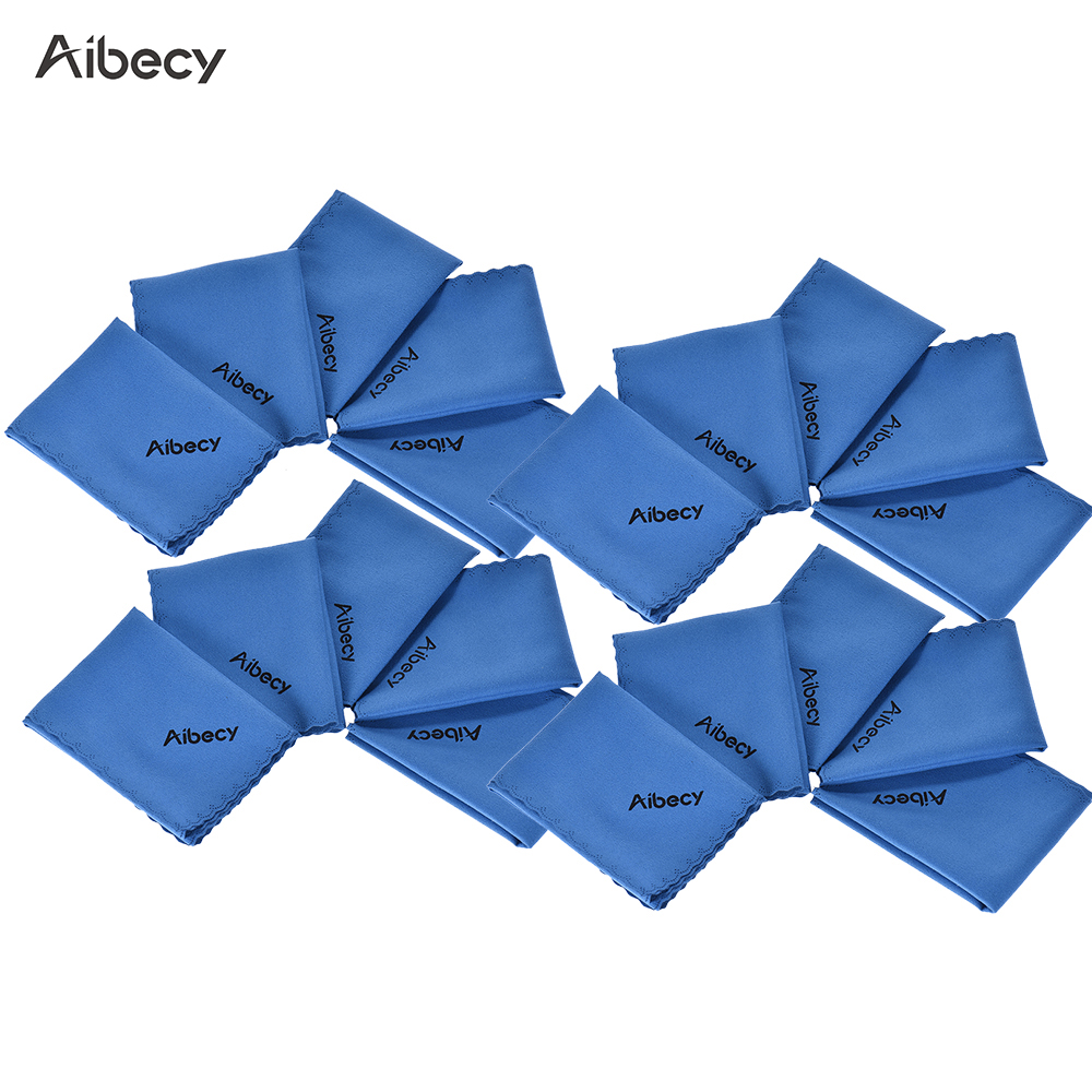 Aibecy Multipurpose Microfiber Cleaning Cloth for 3D Printer/Glass/Stationery/ Office Supplies /Camera Lenses /Tablets Screen(China (Mainland))