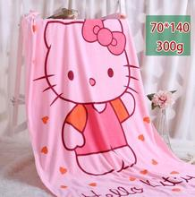 Mini Microfiber Hello Kitty Bath towel shower sport face hand hair towel kids Beach towel baby children adults bathroom gift