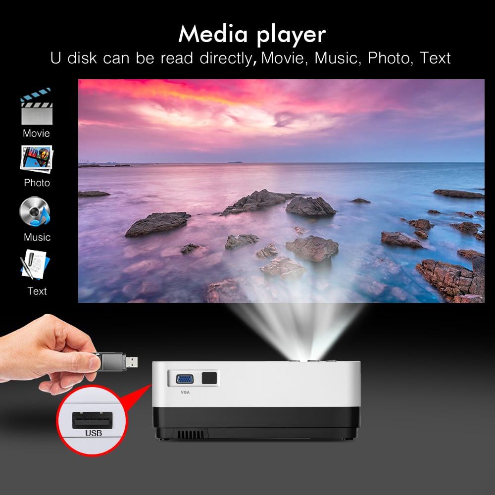 BYINTEK TOP Brand SKY K7 Mini LED 1080p projector (3)